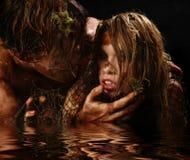 creatures swamp Στοκ Εικόνες