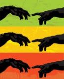 Creazione del illust di Adam-vettore Immagini Stock Libere da Diritti