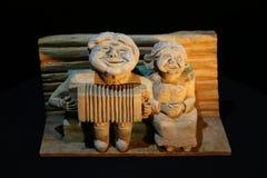 Creazione di legno Immagine Stock