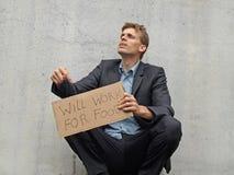 Creazione di posti di lavoro Immagini Stock