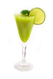 CrEaZy CoCkTaIl LiMe Royalty Free Stock Image