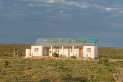 Creche in Papendorp. A creche in Papendorp, a small village at the Olifants River estuary on the Atlantic coast of South Africa royalty free stock photography
