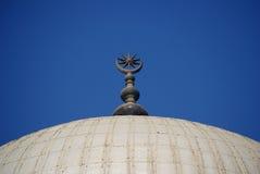 Creciente del Islam imagenes de archivo