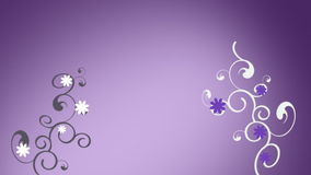 Crecimiento animado floral libre illustration