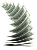 Crecimiento de dinero Fotos de archivo
