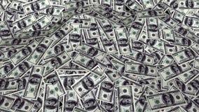 Crecimiento de la renta, muchos dólares, un aumento en euros, un aumento en rentas Crisis financiera Mercados financieros stock de ilustración