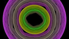 Crecimiento simétrico de bacterias libre illustration