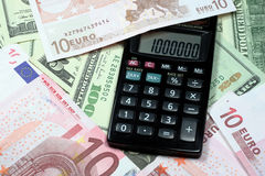 Credit. Economy Royalty Free Stock Images