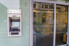 Credit Agricole bank. Branch in Geneva, Switzerland Stock Photography