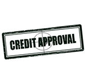 Credit approval Stock Photos