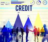 Credit Budget Loan Money Investment Balance Concept Stock Photo