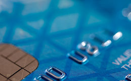 Credit card 1 Stock Images