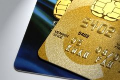 Credit Card. S Royalty Free Stock Photos