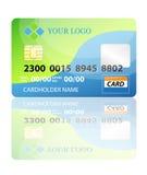 Credit card royalty free illustration