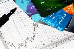 Credit card Royalty Free Stock Photos