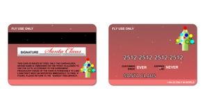 Credit card Stock Image