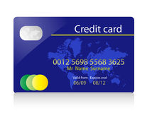Free Credit Card Royalty Free Stock Photography - 9469527