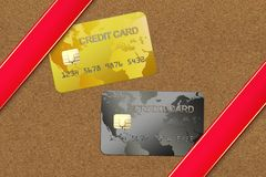 Credit card Royalty Free Stock Image