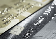 Credit card 120414 Stock Image