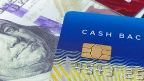 Credit card close up image for business content royalty free stock photos