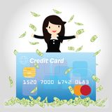 Credit Card Concept Stock Image