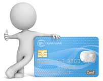 Credit Card. Stock Images