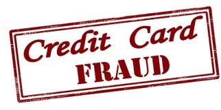 Credit card fraud Royalty Free Stock Photos