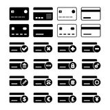 Credit Card Icon vector illustration