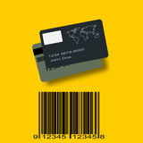Credit Card, Online Shopping Royalty Free Stock Photography