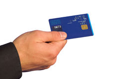 Credit card payment Royalty Free Stock Images