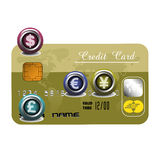 Credit card payment Royalty Free Stock Photo