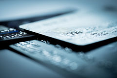Credit card payment, shopping online Royalty Free Stock Photography