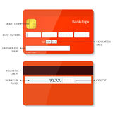 Credit card payment Stock Photography