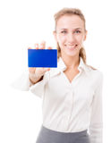 Credit card is the perfect solution Royalty Free Stock Photography