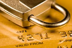 Free Credit Card Security Stock Images - 5098014