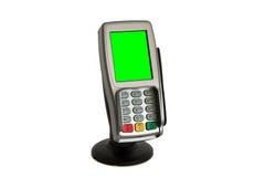 Credit card terminal Royalty Free Stock Photos