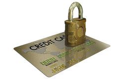 Credit card theft Royalty Free Stock Photo