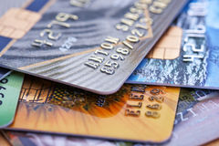 Free Credit Cards Stock Photography - 34553872