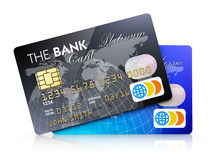 Free Credit Cards Royalty Free Stock Photos - 35580128