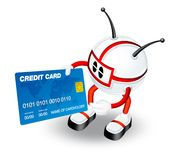 Credit concept Stock Image