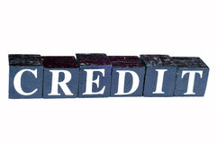 Credit pressure Stock Photography