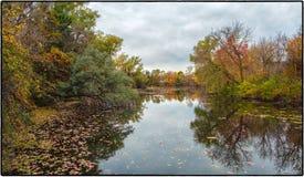 Credit River, Erin Ontario Royalty Free Stock Photos