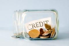 Credit Savings Stock Images