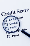 Credit Score Stock Photos