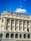 Credit Suisse ejerce la actividad bancaria Fotos de archivo