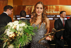 Credit Suisse Sports Awards in Zurich Stock Photo