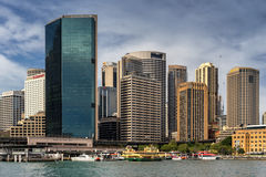 Credit Suisse Sydney HQ Royalty Free Stock Photos