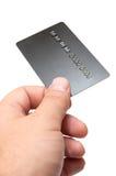 Creditcard Royalty-vrije Stock Foto's