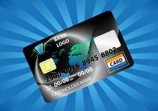 Creditcard Royalty-vrije Stock Fotografie