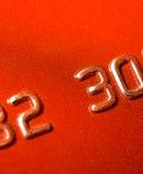 Creditcard Stock Foto